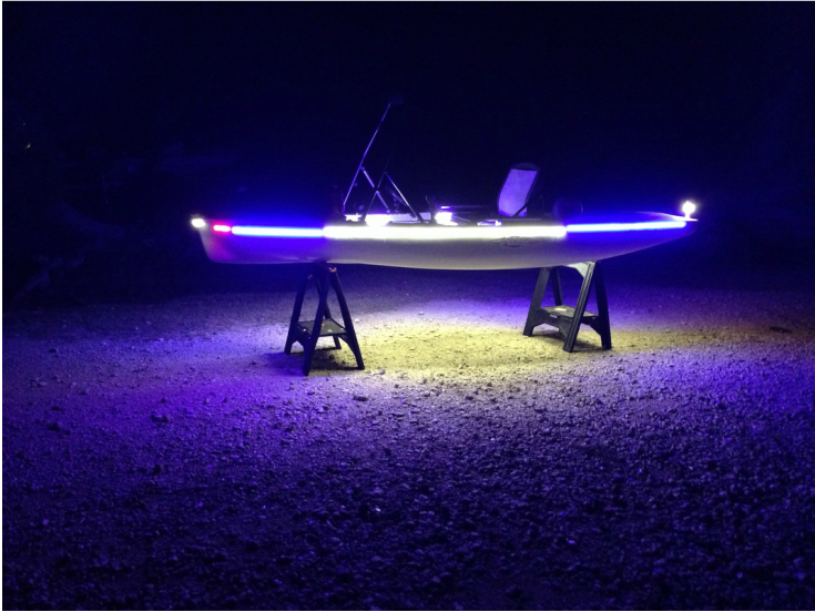 custom led light kits - anytimeoutdoors guide service fishing and, Reel Combo