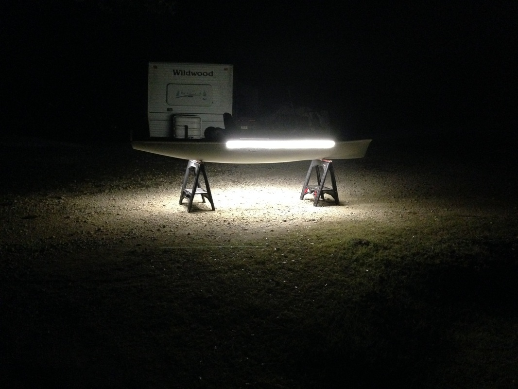 Custom led light kits anytimeoutdoors guide service fishing and picture aloadofball Images
